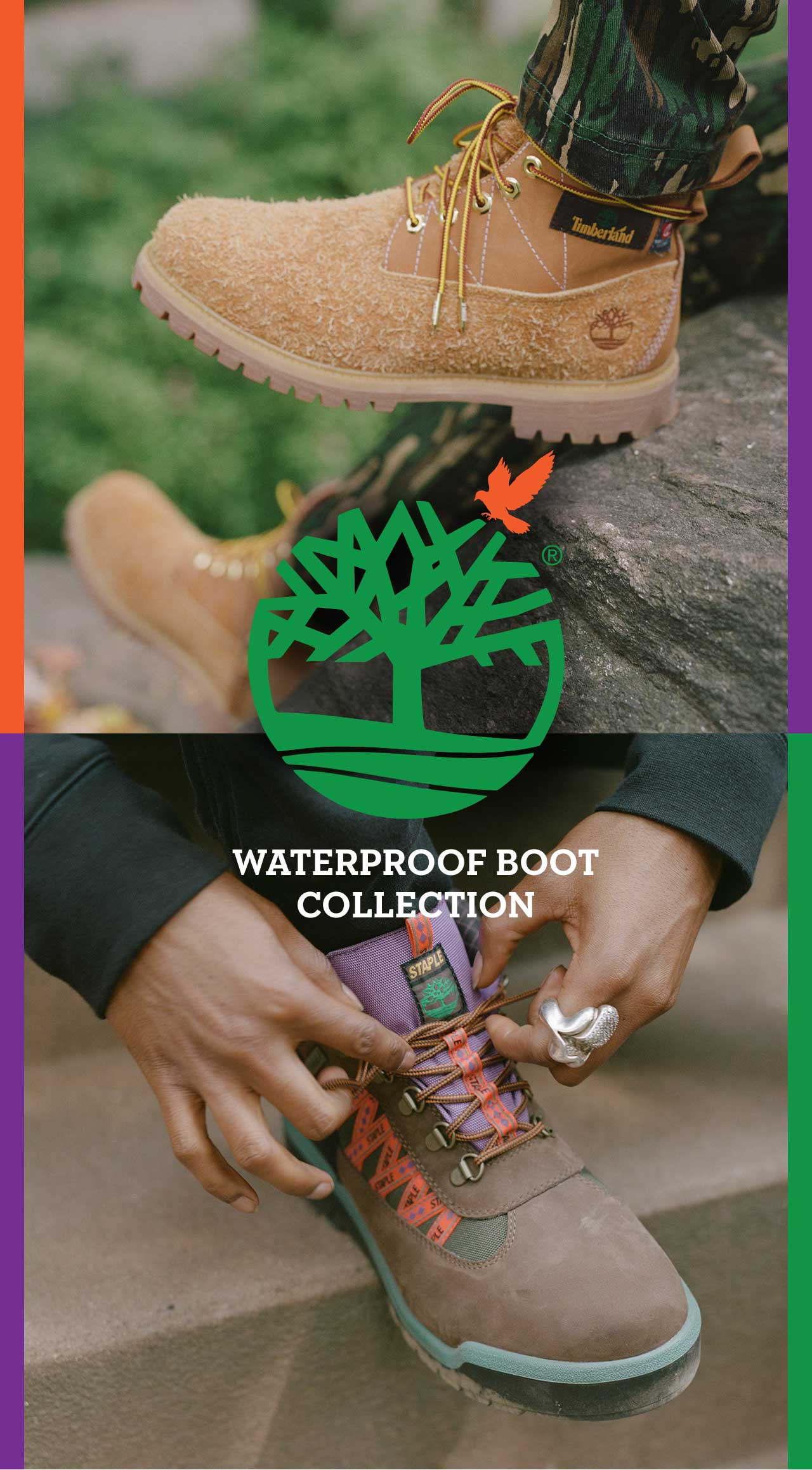 WATERPROOF BOOT COLLECTION