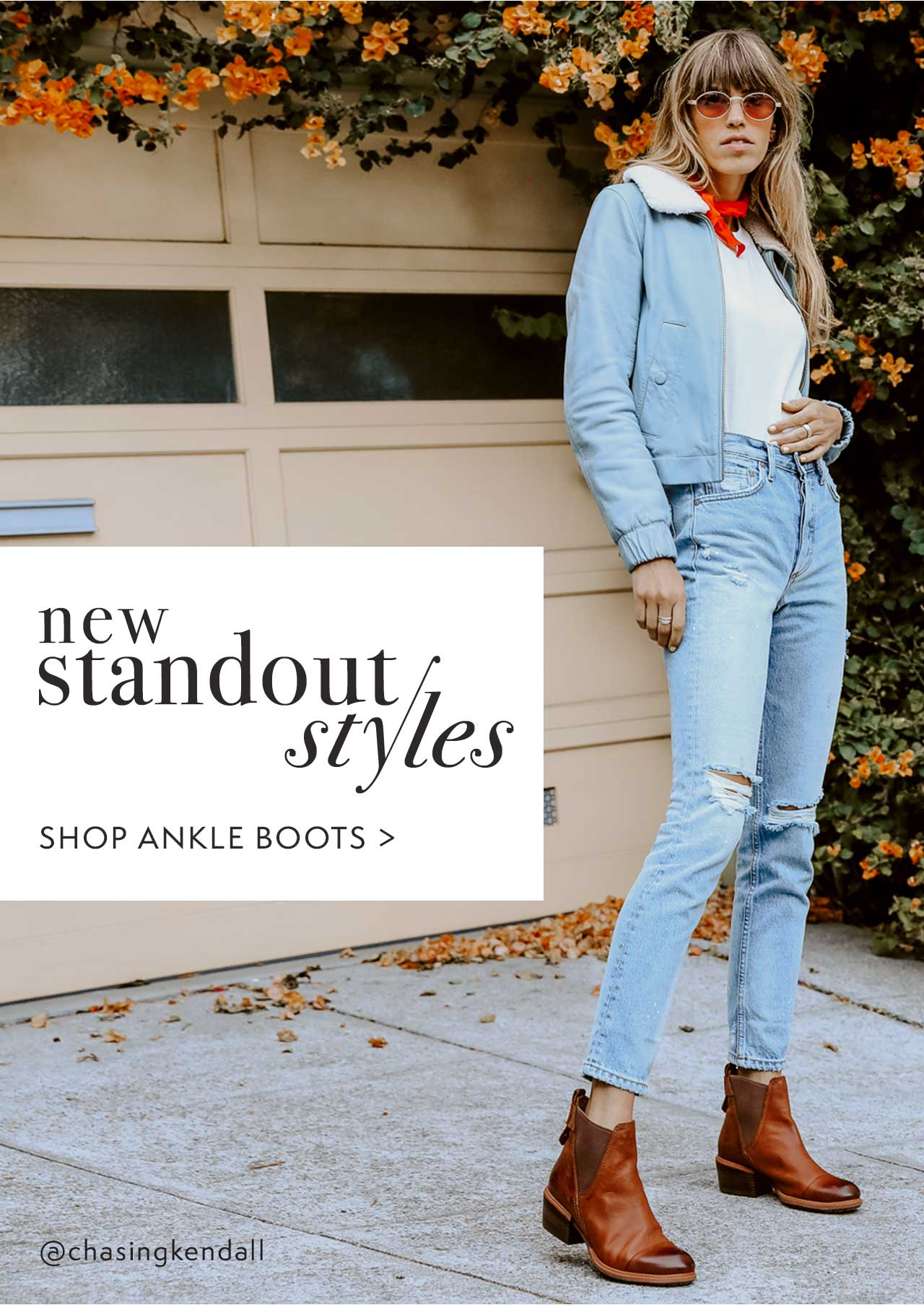 New Standout Styles @chasingkendall Shop Ankle Boots